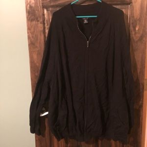 Other - Men's 5XL synrgy zip up sweater